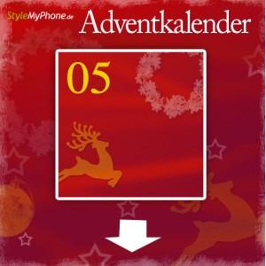 StyleMyPhone Adventkalender: 5. Dezember