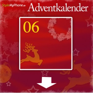 StyleMyPhone Adventkalender: 6. Dezember