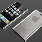 """iPhone Lite"": iPhone 5 Mockup"