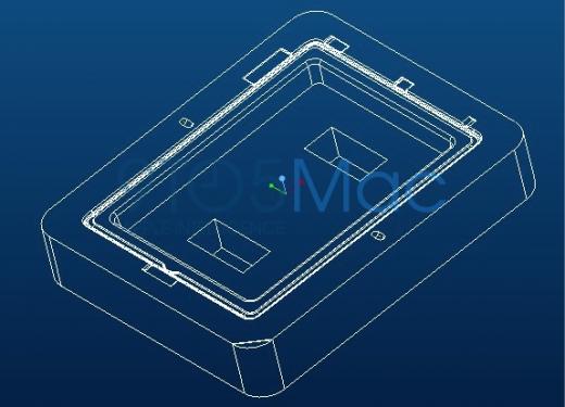 iPad 2 Case Gussform