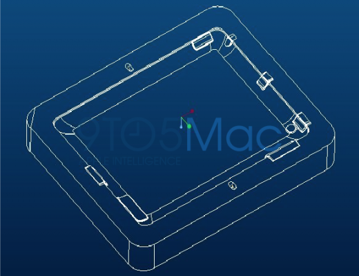 iPad 2 Case Gussform