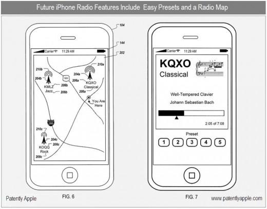 iPhone 5 mit Radio und Karten-basierter Senderliste?
