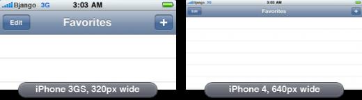 """iPhone App mit """"flüssigem Layout"""""""