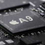 Apple A9 Mockup