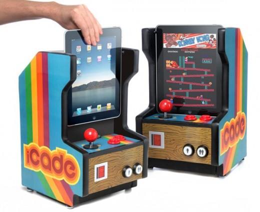 iCade für iPad: Komplett mit Atari-Spieleklassikern