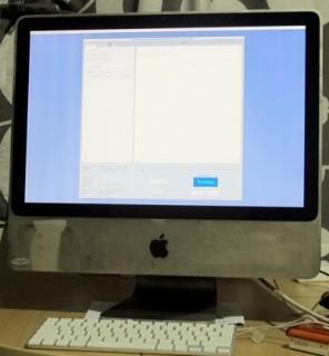 Aluminium-iMac: Feuerfest und wasserdicht