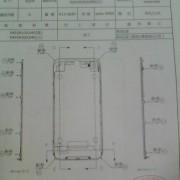 iPhone 5 Skizze von Foxconn?