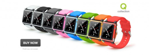 iWatchz Nanoclipz Q Collection