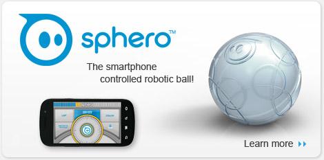 Sphero: iPhone-gesteuerte Robo-Kugel