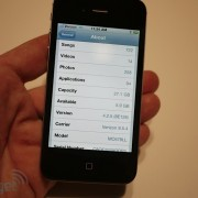 Verizon iPhone: iOS 4.2.5 mit WiFi-Hotspot Funktion