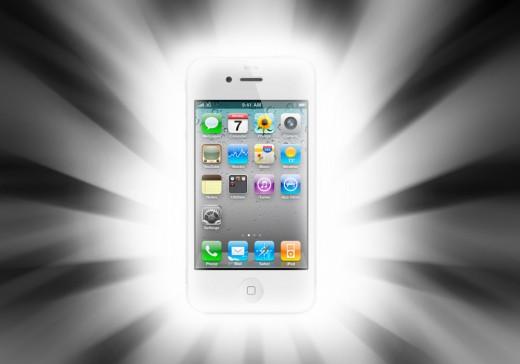 iPhone 4 in Weiß - steht der Verkaufsstart bevor?