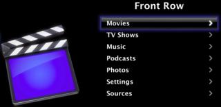 Frontrow ist natürlich weiterhin für SnowLeopard verfügbar