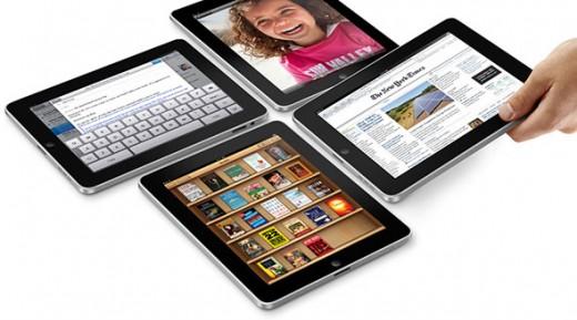 Hier geht es um ziemlich viele iPads