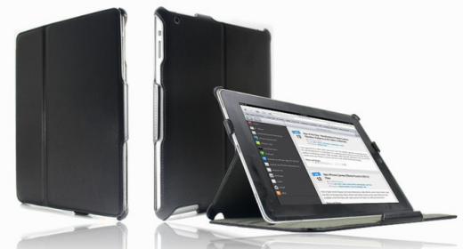 Werbebild für das iPad 2 Case