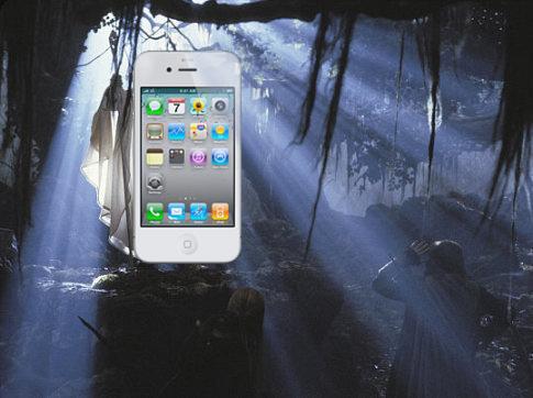 Wann erscheint das iPhone 4 in Weiß?