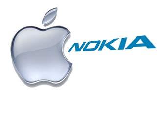 Apple und Nokia liefern sich seit Oktober 2009 ein Patent-Duell