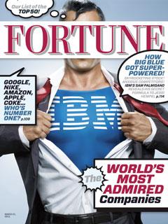 Cover des aktuellen Fortune Magazins