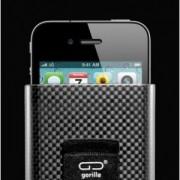 Gorilla Tube Carbon Hülle für iPhone 4