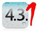 iOS 4.3.1 jailbroken!