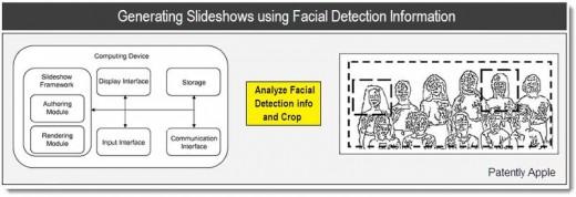 Patent: iOS künftig mit Gesichtserkennung?