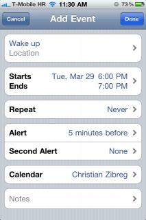 Erneut ein Wecker-Bug in iOS?