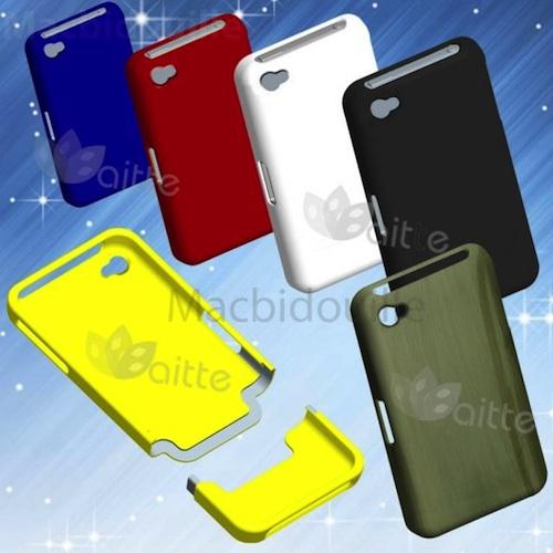 Die ersten angeblichen iPhone 5 Cases sind da!