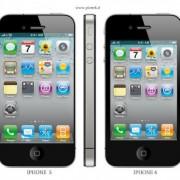 Vergleich: iPhone 4 und iPhone 5