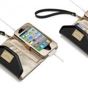 iPhone 5 Case mit zwei scheinbaren iPhone-Displaygrößen im Apple Store