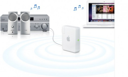 AirPort Express - Musik-Streaming etc. künftig auch an Open Source Lösungen möglich