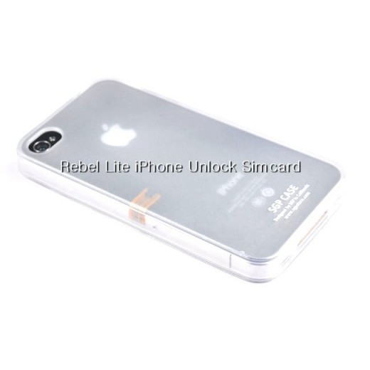 Rebel Lite Micro SIM Card: Dauerhafter iPhone 4 Hardware-Unlock