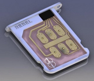 Rebel Micro SIM Card: Dauerhafter iPhone 4 Hardware-Unlock