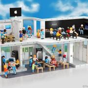 Playmobil Apple Store Set