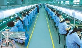 In einer iPhone-Fabrik von Foxconn