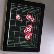 Head Tracking am iPad 2