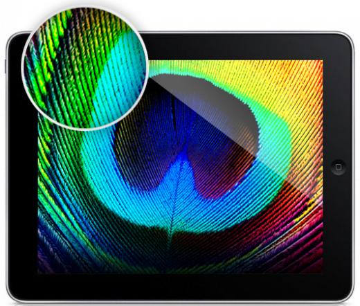 iPad 3 - vielleicht sogar mit Retina Display?