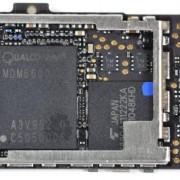 """Qualcomm's """"Weltchip"""": MDM6600 GSM-CDMA-Multimode Wireless Chip. Wird der neue MDM9615 der erste 4G-taugliche Chip im iPhone sein?"""
