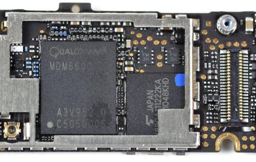"Qualcomm's ""Weltchip"": MDM6600 GSM-CDMA-Multimode Wireless Chip"