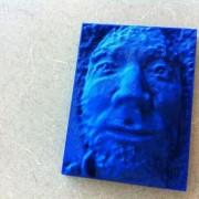 Trimensional 3D-Scan - ausgedruckt mit einem 3D-Drucker