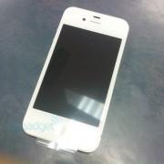 Weißes iPhone 4 mit neuem Annäherungssensor?