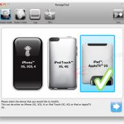 Untethered Jailbreak von AppleTV 2G mit PwnageTool