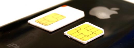 Noch kleinere SIM-Karten für iPhone 6 und iPad 3?