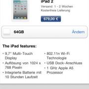 Die offizielle Apple Store App: Jetzt auch in Deutschland und der Schweiz