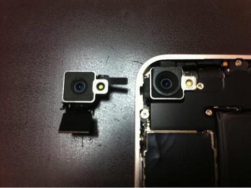 iPhone 4: Zwei verschiedene Kameramodule für zwei Modelle?