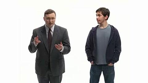 """""""Mac vs. PC"""""""