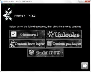 sn0wbreeze ermöglicht das Erstellen von Custom Jailbroken Firmwares
