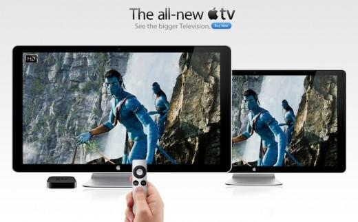 Arbeitet Apple an einem Fernseh-Bildschirm mit iOS?