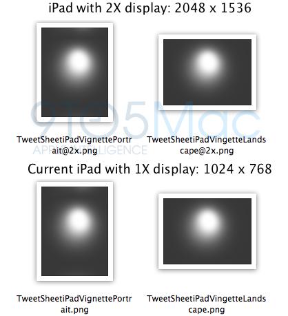 iPad 3: Vorbereitungen auf Retina Display