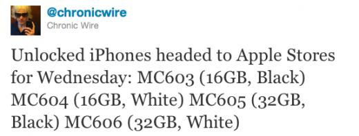 Chronic Wire: Entsperrte iPhone 4 ab Mittwoch auch in den USA erhältlich?