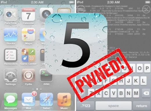 iOS 5.0 Beta 2: Jailbreak noch möglich!