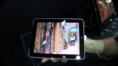 Ein 3D Retina Display für das iPad 3?
